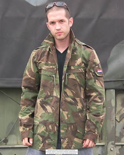 NL BDU Set broek en jas origineel