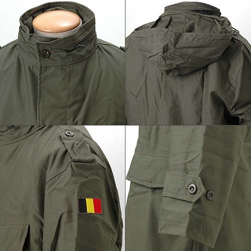 Parka ABL Seyntex, New Old Stock