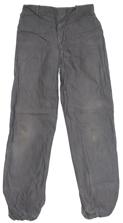 Pof broek KLU groen New Old Stock