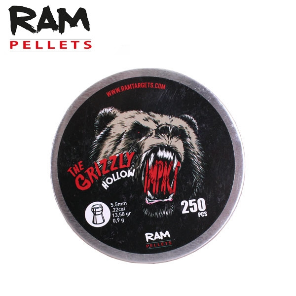 RAM Grizzly 4.5