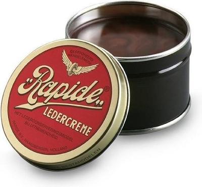 Rapide Leather Cream Ledervet bruin
