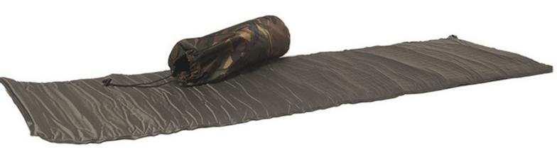 Selfinflatable Self Inflating Matras Grey orig. NL leger