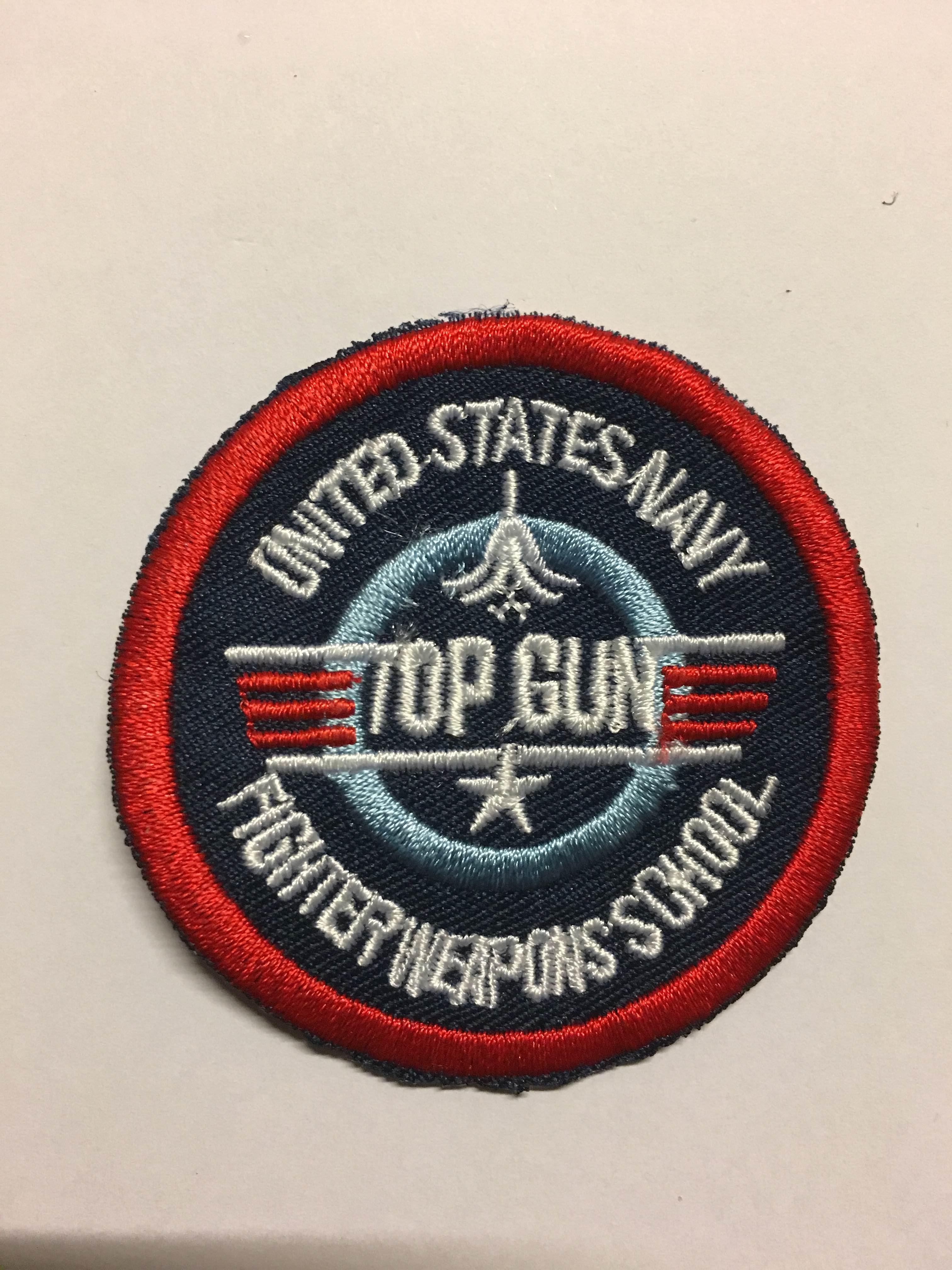 Top Gun fighter weapons school Mini