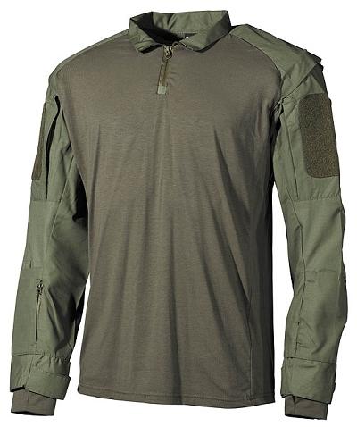 US Leger Tactical Combat shirt olive