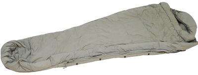 US GI MSS slaapzakset buiten en  binnenzak grijs!