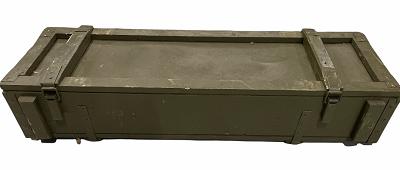 Legerkist hout C-5KP