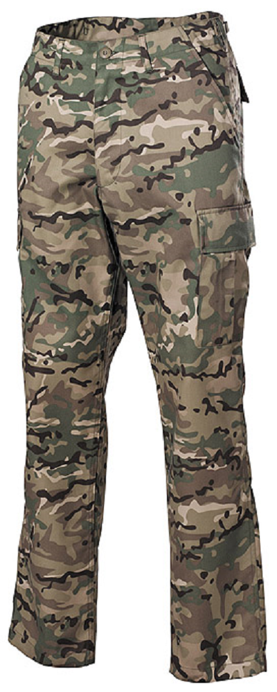 US BDU leger broek Multicam - Operation-camo