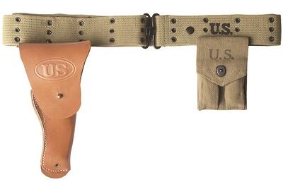 US WO II M36 koppel M1936 Pistolbelt