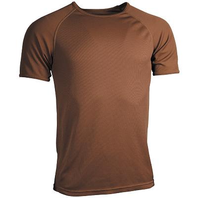 T-shirt onderhemd bruin NL Defensie