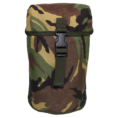 Opbouwtas VELDFLES NL DPM camouflage Molle