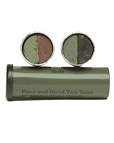 Wesco stick camouflage make-up