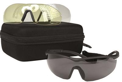 Schietbril Set Ansi en 166